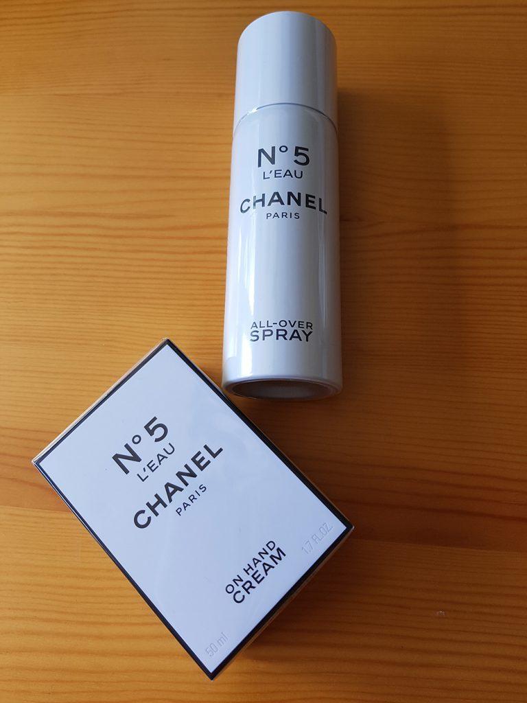 Chanel 5 2018