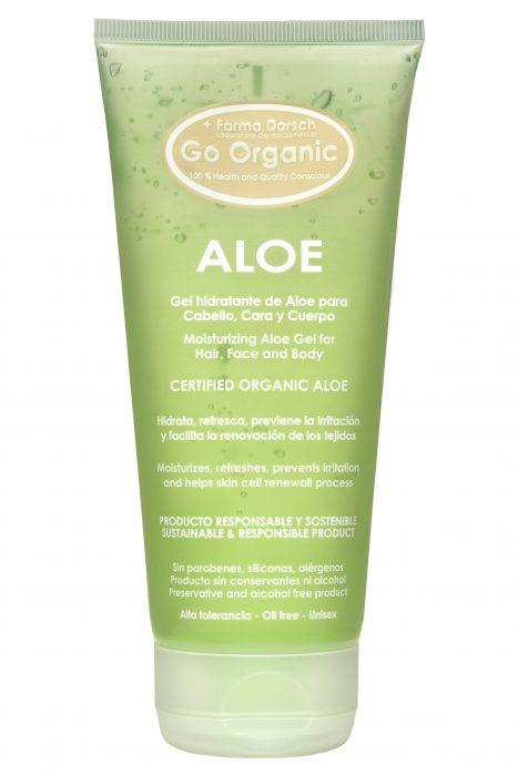 Go Organic Aloe VERA FD