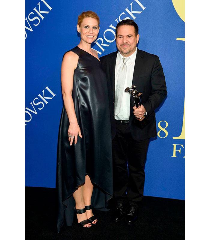 Claire Danes Narciso Rodriguez Premio Cdfa