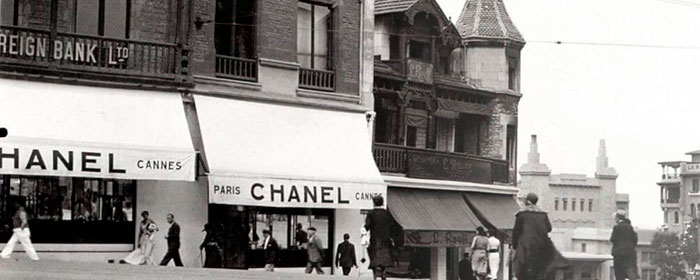 Coco Chanel Biarritz