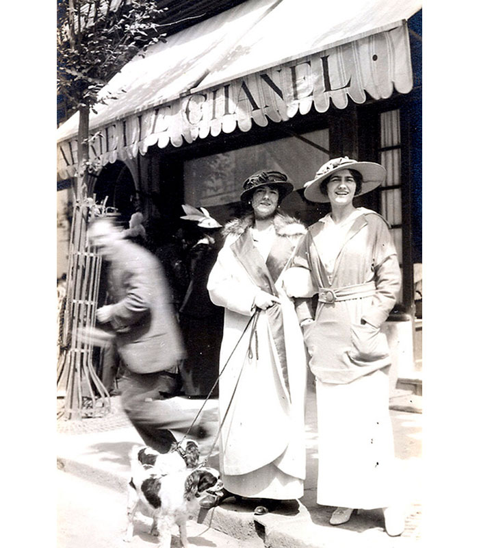 Gabrielle Chanel Deauville 2