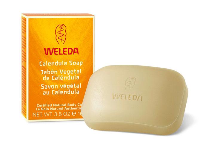 Weleda Jabon Vegetal Calendula