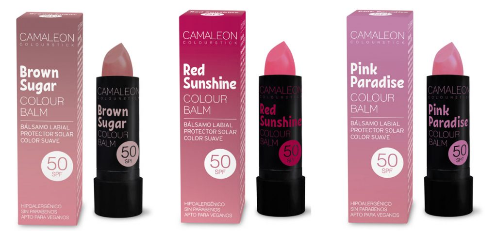 Camaleon Colour Balm SPF50