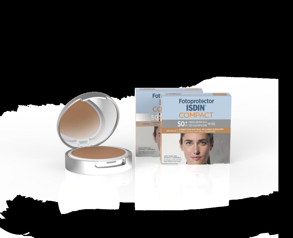 Isdin Compact Fotoprotector Con Color