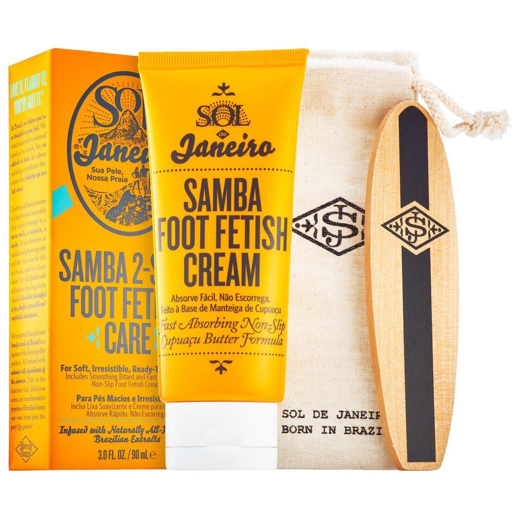 Samba Foot Fetish Cream De Sol De Janeiro