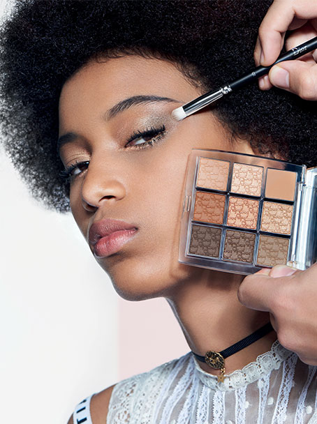 Maquillaje Dior Backstage 2018 Eye palette