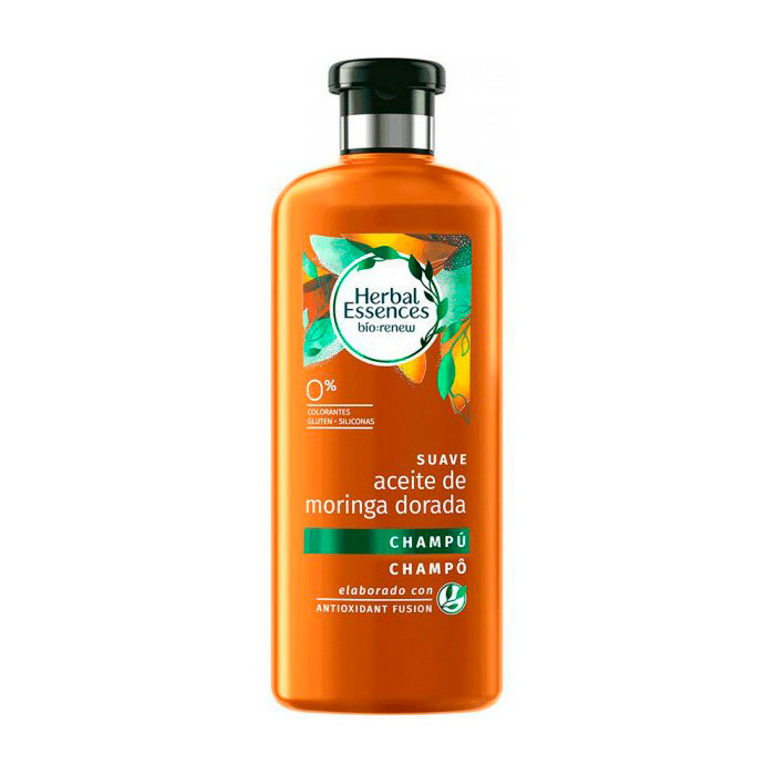 Herbal Essences Bio Renew Champu Aceite De Moringa Dorada