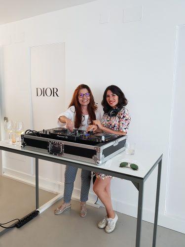 Joy Dior Presentacion Madrid