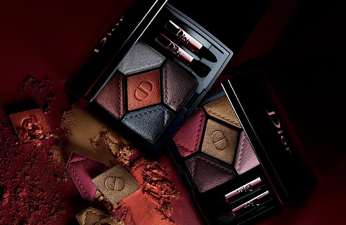 Sombras ojos Dior