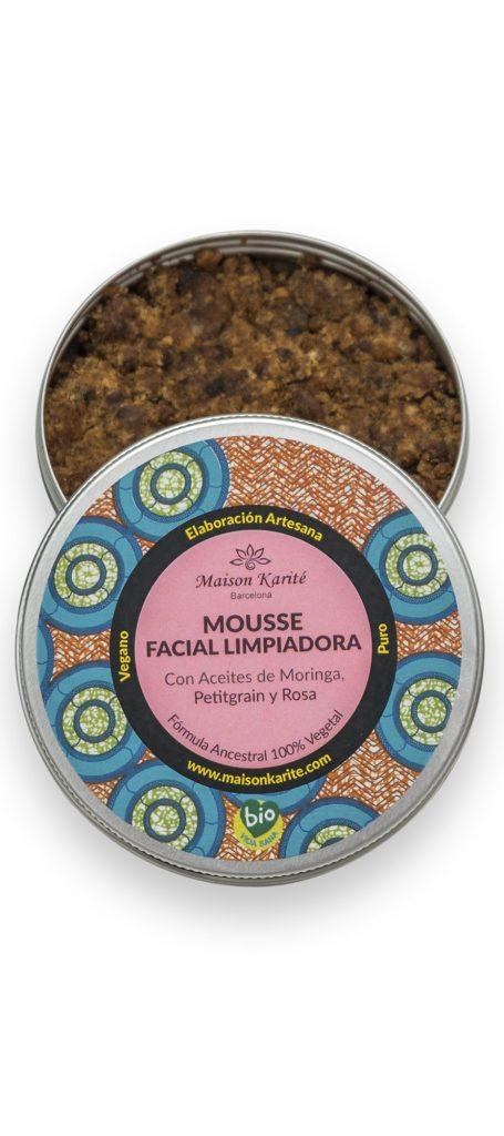 Maison Karite Mousse Facial Limpiadora