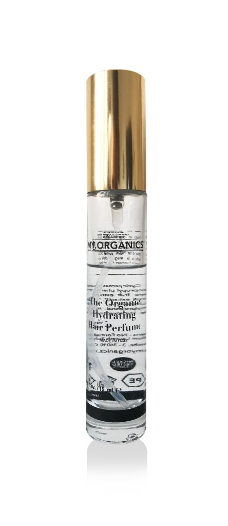 The Organic Hydrating Hair Perfume My Organics