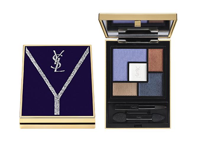 Sombras ojos Look Yconic Purple Ysl