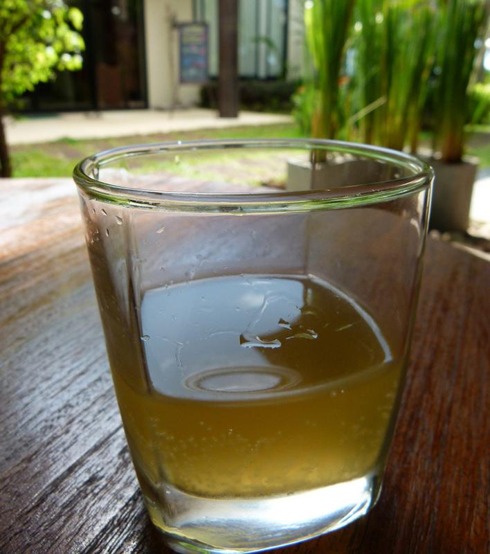 agua de kéfir