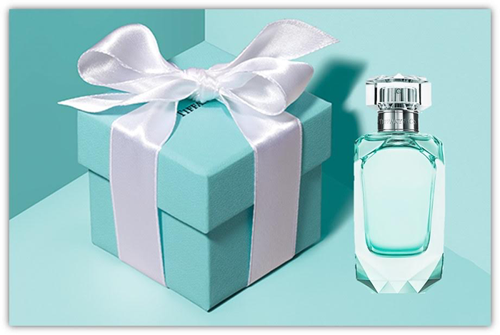 perfumes intensos Tiffany