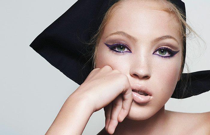 Kaia Gerber Marc Jacobs Beauty