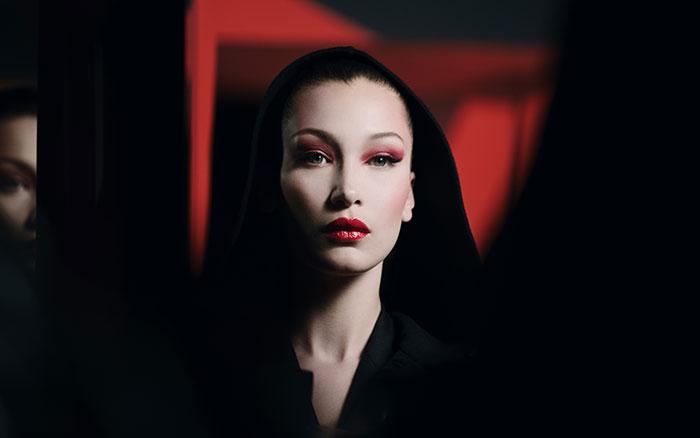 Maquillaje Halloween 2018 Bella Hadid Dior