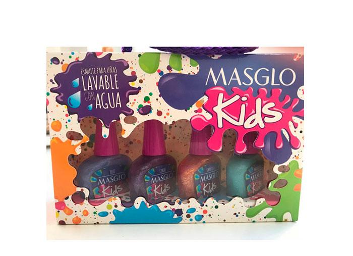 Masglo Kids Esmaltes Niños