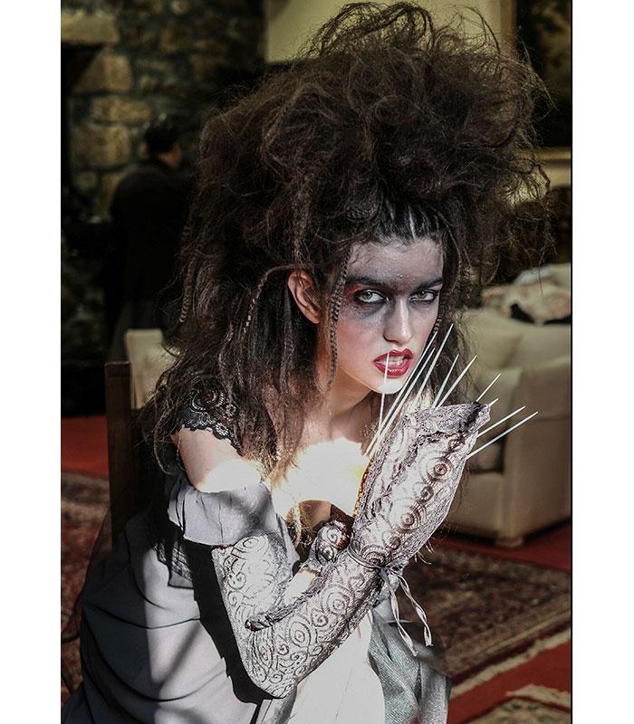 Yolanda Aberasturi Halloween