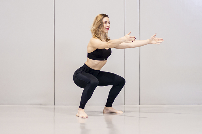 Sentadilla Booty Shape Movement