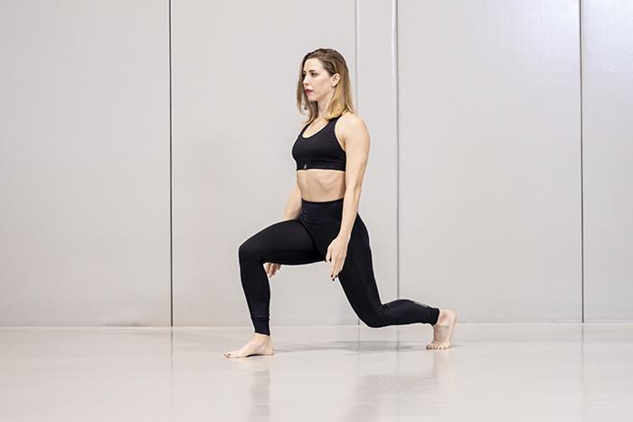 Zancada Booty Shape Movement