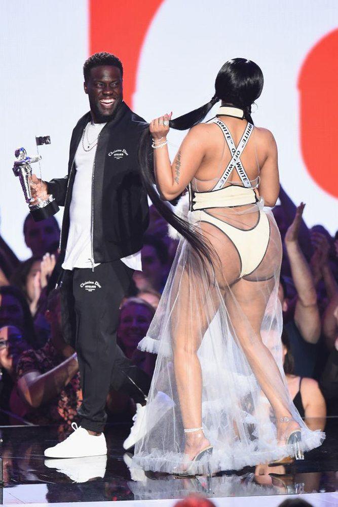 Nicki Minaj Vma1