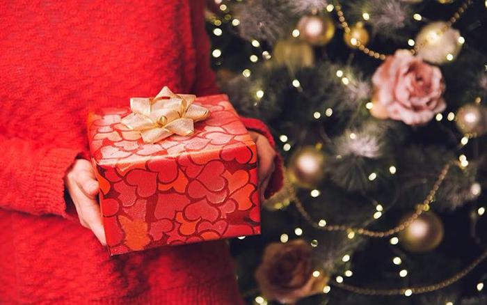 cofres de Navidad