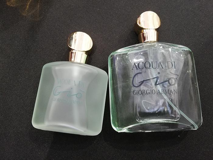perfumes falsificados