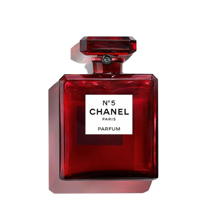 Chanel N 5 Rojo