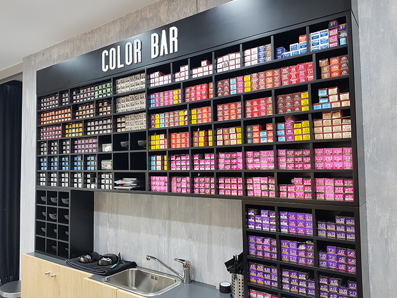 Color Bar Ibeauty Emotions