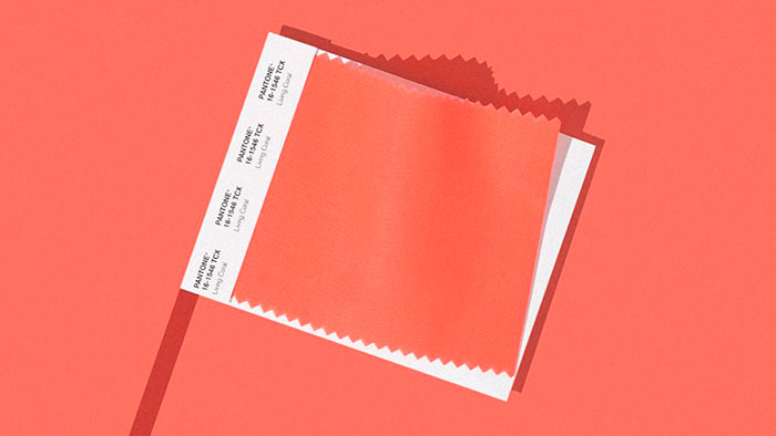 a125b2c39e Living Coral Pantone Color 2019