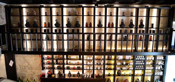 Museo Patio De Los Perfumes Granada Tienda