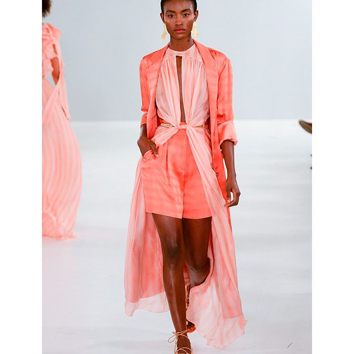 Temperley London Living Coral