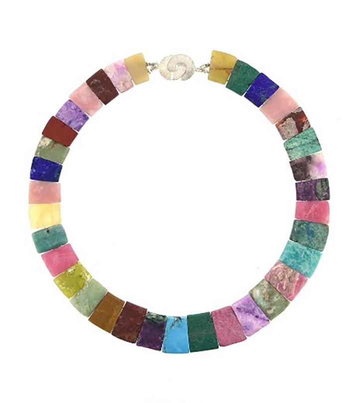 collar arco iris regalos de lujo