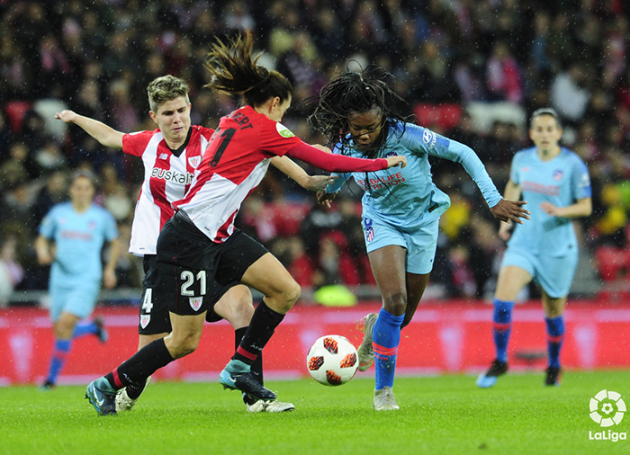 mujeres fútbol