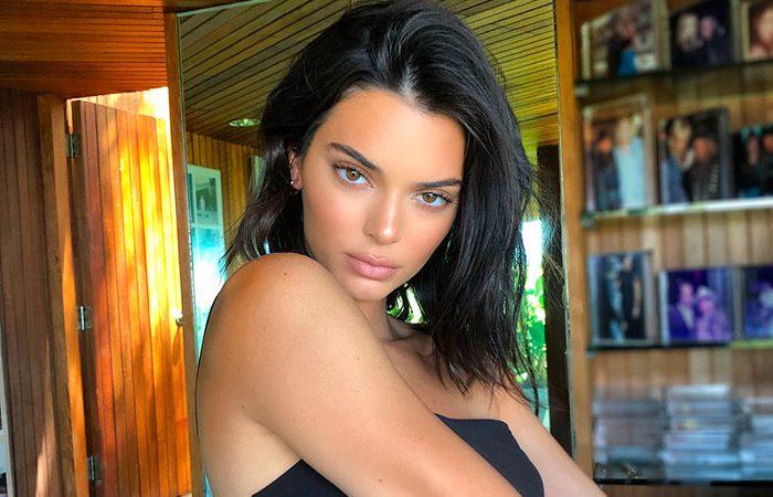 Kendall Jenner Flequillo
