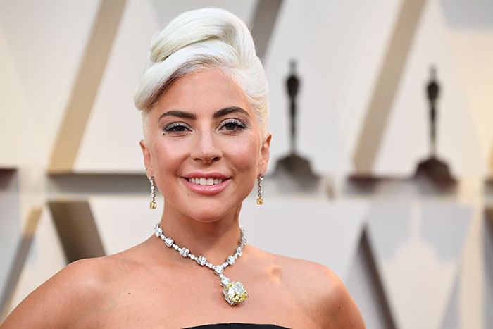 Lady Gaga Maquillaje Oscar 2019 Marc Jacobs