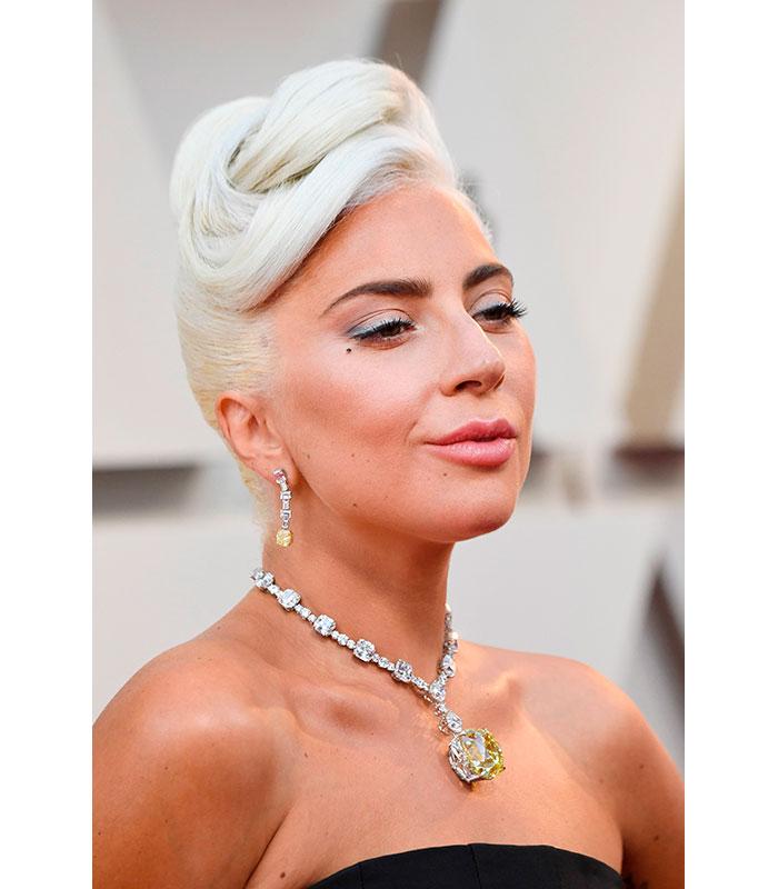 Lady Gaga Maquillaje Oscar 2019 Marc Jacobs2