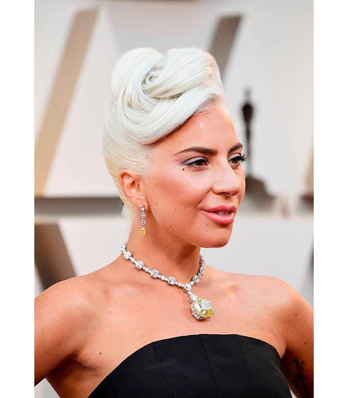 Lady Gaga Maquillaje Oscar 2019 Marc Jacobs3