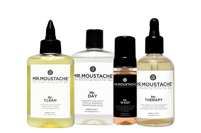 Mr Moustache Cosmetica Organica Masculina