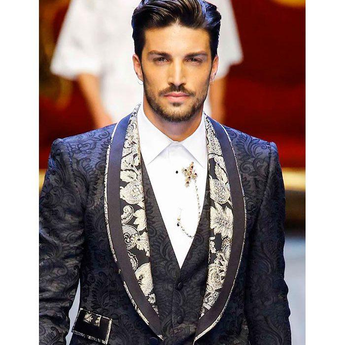 Tendencias Hombre Dolce Gabbana Primavera Verano 2019 2