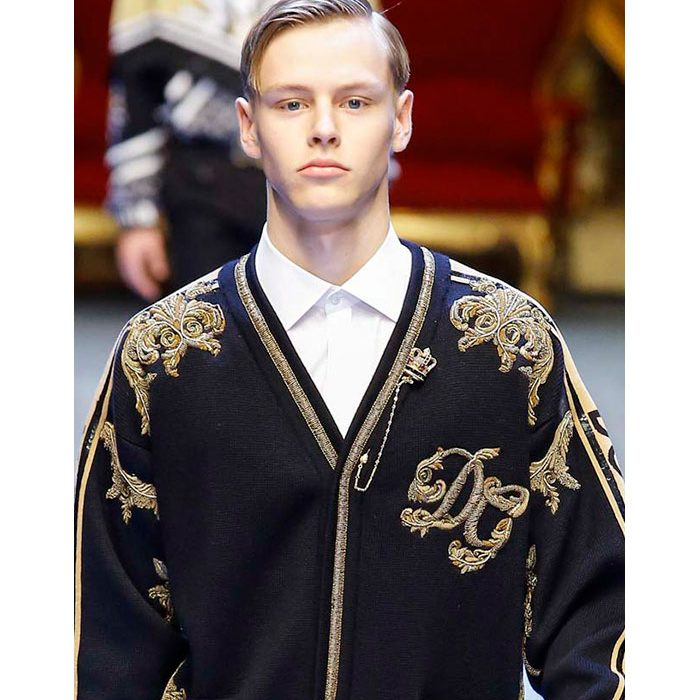 Tendencias Hombre Dolce Gabbana Primavera Verano 2019