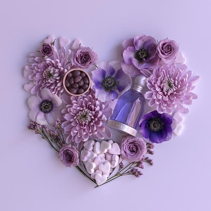 perfumes rosas