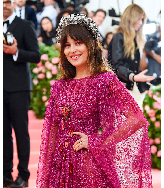 Dakota Johnson Gala Met 2019