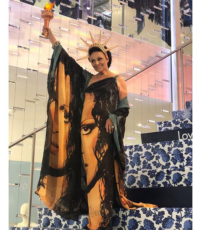 Diane Von Furstenberg Gala Met 2019