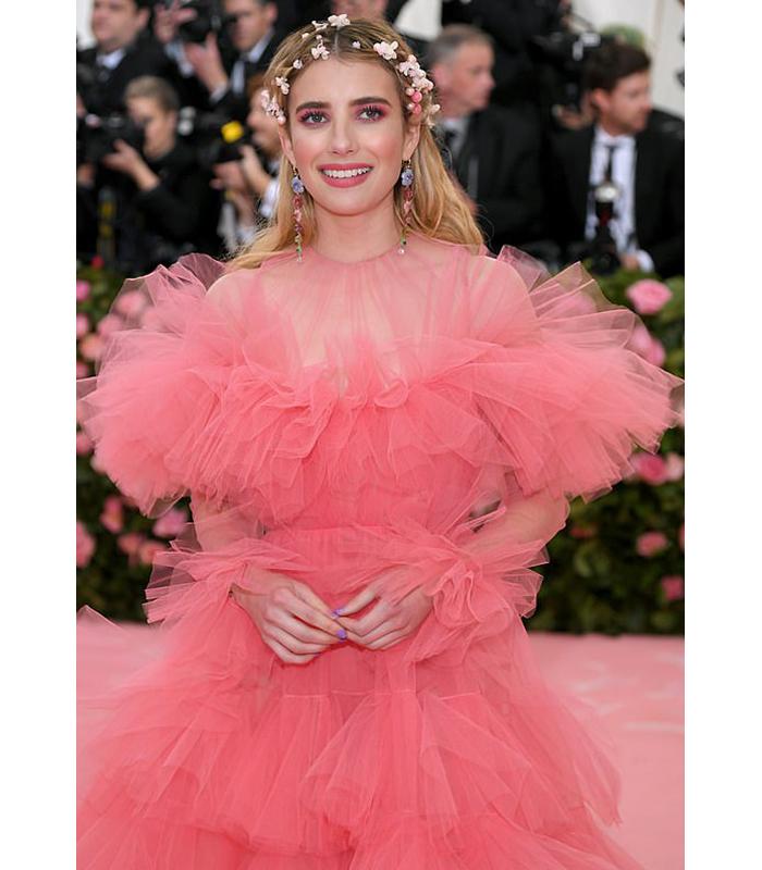 Emma Roberts Gala Met 2019