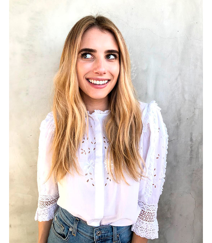 "Emma Roberts Rubia ""width ="" 700 ""height ="" 800"