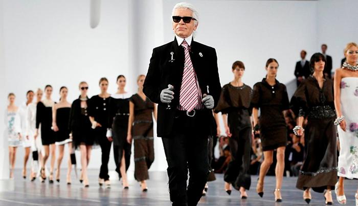 Karl Lagerfeld X Loreal Paris