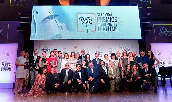 Premios Academia Del Perfume Premiados