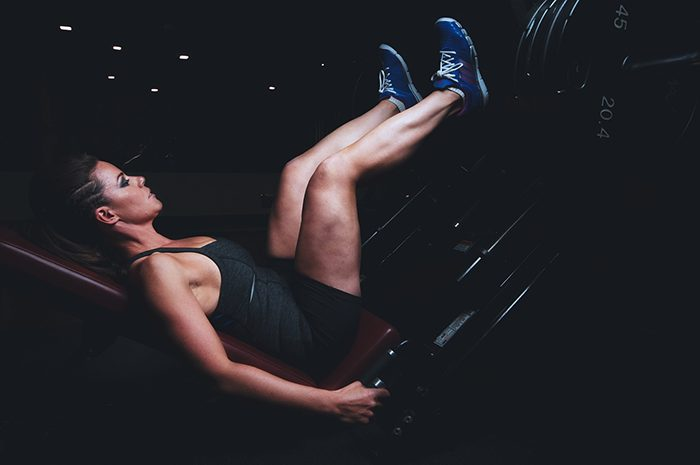 pecho ejercicio