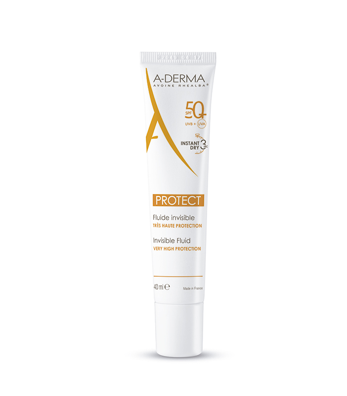 A Derma Protect Fluido Invisible SPF50